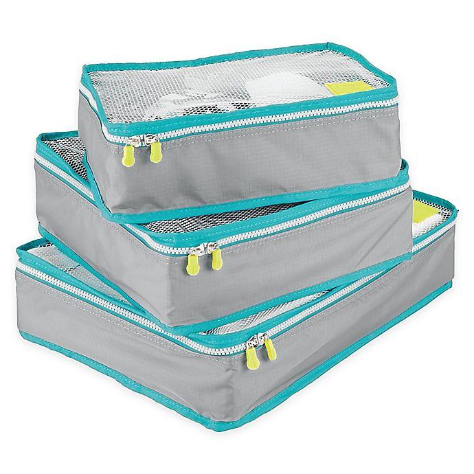 Alternate image 1 for InterDesign® Packing Cubes (Set of 3)