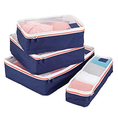 InterDesign® Aspen Packing Cubes (Set of 4)
