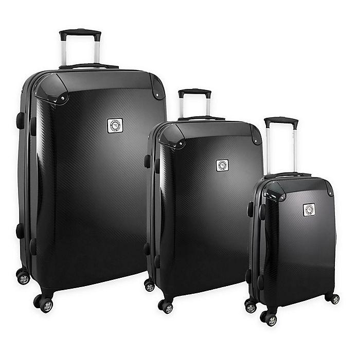 Alternate image 1 for Mercury Luggage Hardside Spinner Luggage Collection