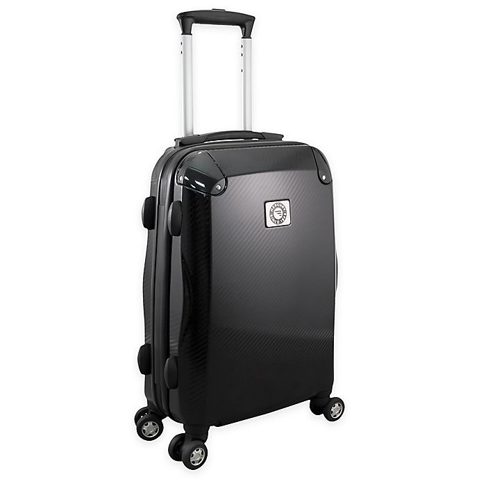 Alternate image 1 for Mercury Luggage 20-Inch Upright Spinner Carry On in Black