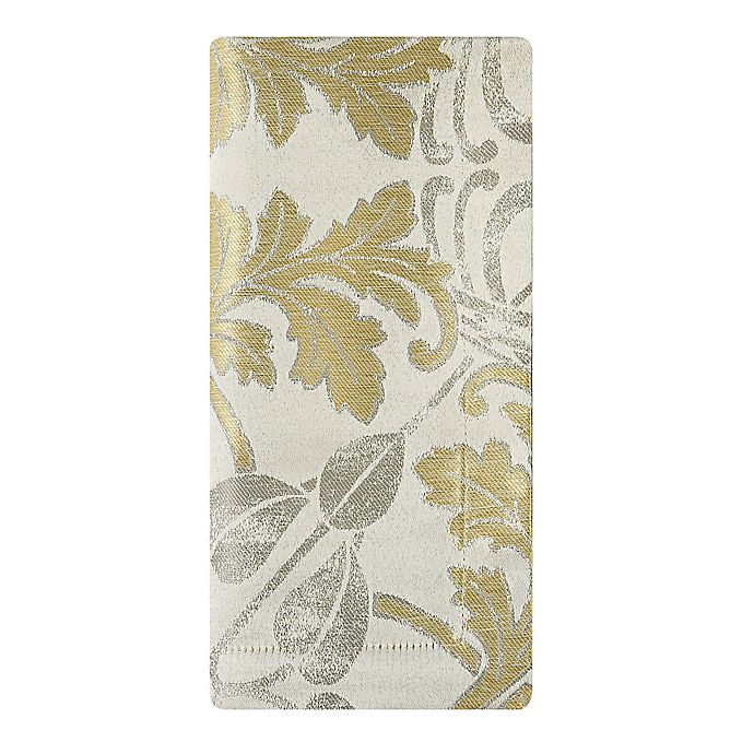 Alternate image 1 for Waterford® Linens Octavia Napkins in Gold (Set of 2)