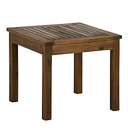Forest Gate™ Arvada Acacia Wood Outdoor Side Table