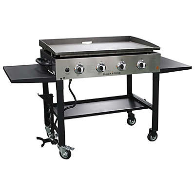Blackstone® 36-Inch 4-Burner Propane Gas Griddle in Stainless Steel