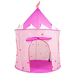 Hey! Play! Princess Castle Play Tent