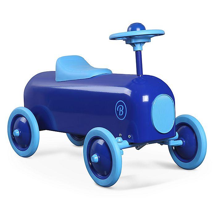 Alternate image 1 for Baghera Metal Ride-On Racer Car