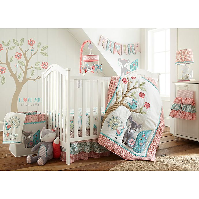 Alternate image 1 for Levtex Baby® Fiona 5-Piece Crib Bedding Set