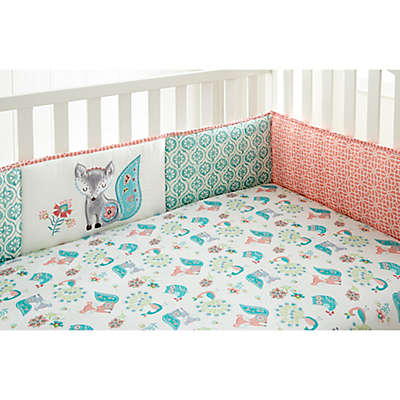 Baby Crib Bumpers Liners Breathable Mesh Crib Bumpers Liners
