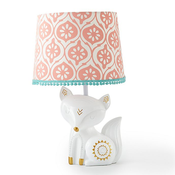 Alternate image 1 for Levtex Baby® Fiona Lamp Base and Shade