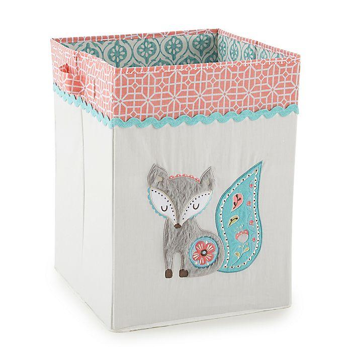 Alternate image 1 for Levtex Baby® Fiona Storage Hamper