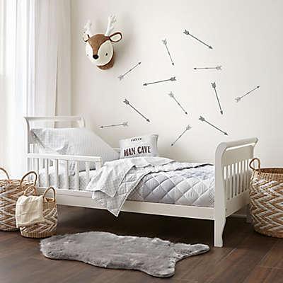 Levtex Baby® Little Man 5-Piece Toddler Bedding Set in Grey