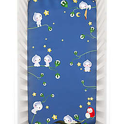 Rookie Humans Magic Forest Fitted Crib Sheet