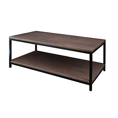 American Trails Studio Coffee Table in Grey