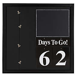 Kate and Laurel Kayden 30-Day Countdown Collage in Black