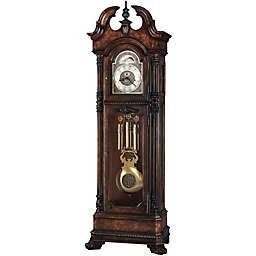 Howard Miller® Regan Floor Clock in Hampton Cherry