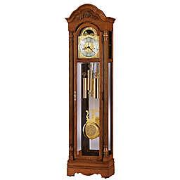 Howard Miller® Gavin Floor Clock in Yorkshire Oak