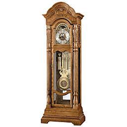 Howard Miller® Nicolette Ambassador Co. Floor Clock in Golden Oak