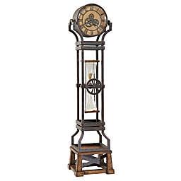 Howard Miller® Hourglass Floor Clock in Wood