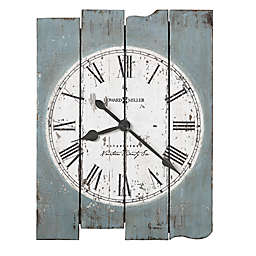 Howard Miller® Mack Road Wall Clock in Antique Blue