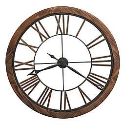Howard Miller® Thatcher Wall Clock in Wood