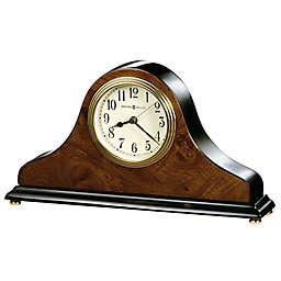Howard Miller® Baxter Tabletop Clock in Walnut/Black