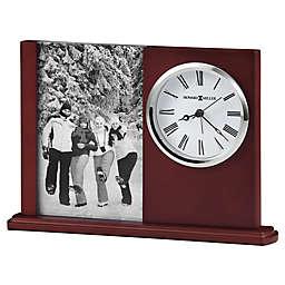 Howard Miller® Portrait Caddy II Tabletop Alarm Clock in Rosewood