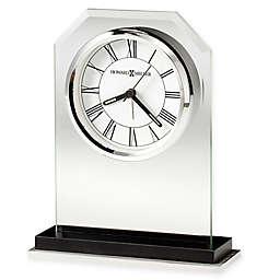 Howard Miller® Emerson Tabletop Clock in Black Satin