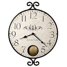 Howard Miller® 14-Inch Randall Wall Clock in Wrought Iron