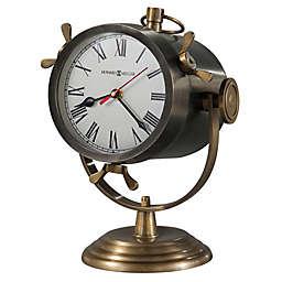 Howard Miller® Vernazza Mantel Clock in Antique Nickel