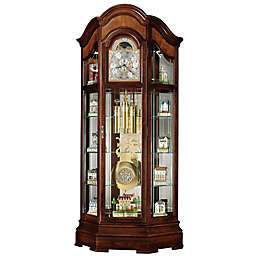 Howard Miller Majestic II Floor Clock in Windsor Cherry
