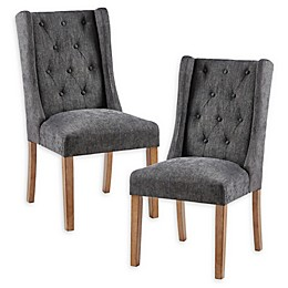 Madison Park™ Cleo Upholstered Dining Chairs (Set of 2)