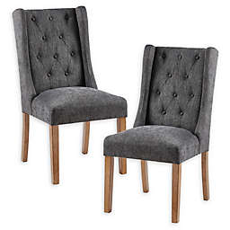 Madison Park™ Cleo  Upholstered Dining Chairs Collection (Set of 2)