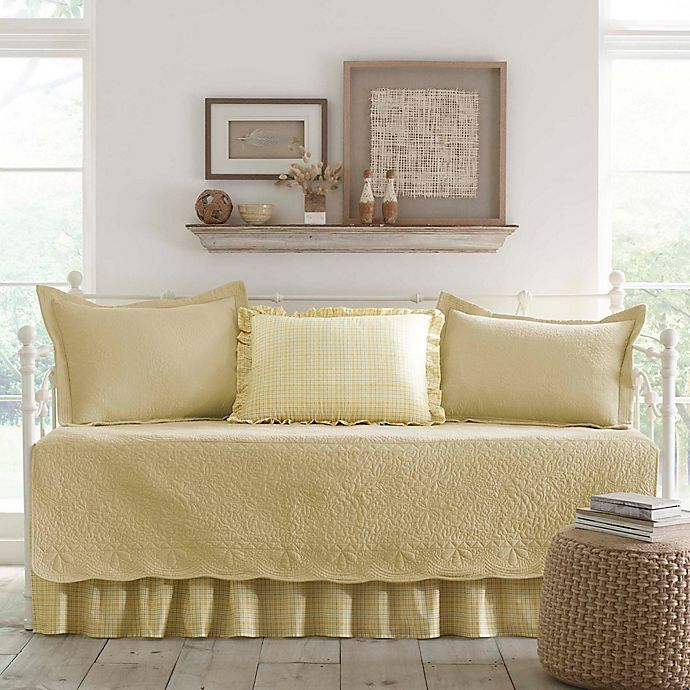 Alternate image 1 for Stone Cottage Trellis Daybed Set in Maize