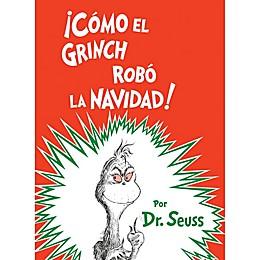 """""""Como El Grinch Robo La Navidad"""" (How the Grinch Stole Christmas) by Dr. Seuss"""