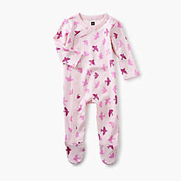 Tea Collection Birds Footed Coverall