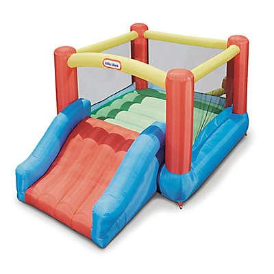 Little Tikes® Jr. Jump 'N' Slide Inflatable Bounce House