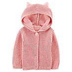carter's® Newborn Cozy Soft Sweater in Pink