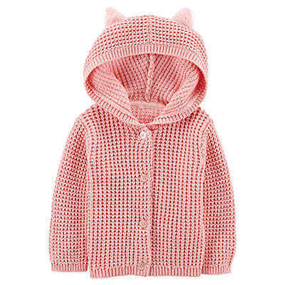 carter's® Cozy Soft Sweater in Pink