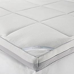Claritin® Comfort Memory Foam Mattress Topper