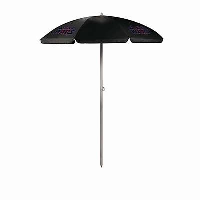 Picnic Time® Star Wars™ 5.5-Foot Portable Beach Umbrella in Black