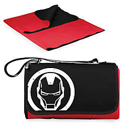 Picnic Time® Marvel® Iron Man Outdoor Picnic Blanket in Red