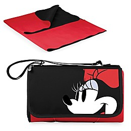 Picnic Time® Disney® Minnie Mouse Outdoor Picnic Blanket in Red