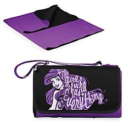 Picnic Time® Disney® Little Mermaid Outdoor Picnic Blanket in Purple
