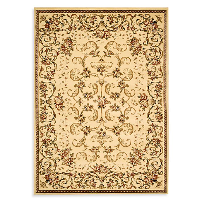 Alternate image 1 for Safavieh Lyndhurst Collection Rugs in Ivory