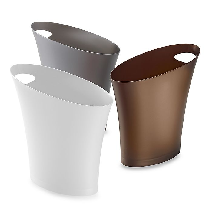 Alternate image 1 for Umbra® Skinny 7-3/4 qt. Wastebasket