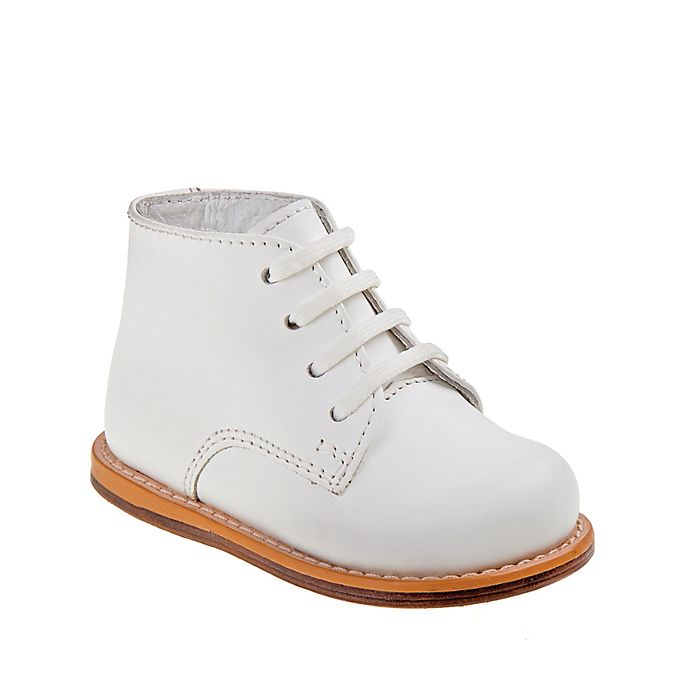 Alternate image 1 for Josmo Shoes Size 5 Wide Width Oxford Walking Shoe in White