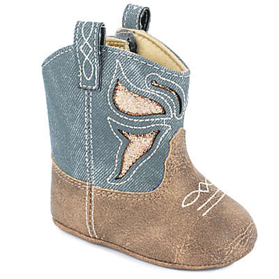 Wee Kids Western Denim Boot