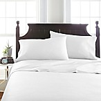 Viscose Deep-Pocket King Sheet Set in White