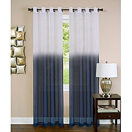 Achim Essence Grommet Window Curtain Panel