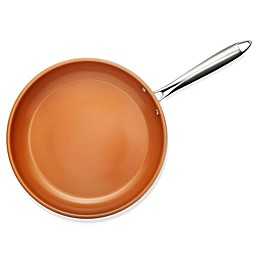 Gotham™ Steel Stainless Steel Nonstick Copper Frying Pan