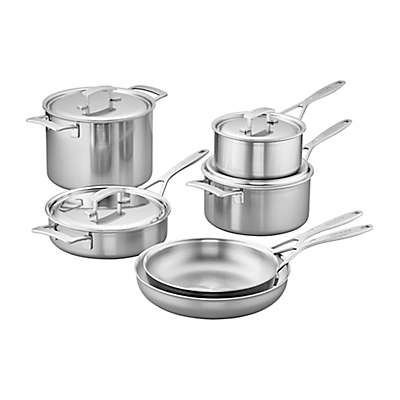Demeyere Industry Stainless Steel Cookware Collection